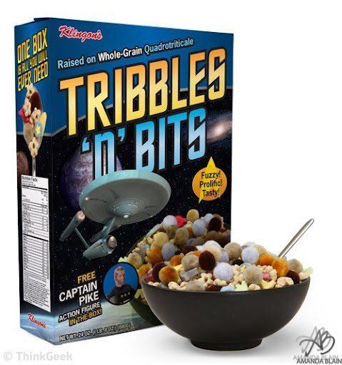 Tribbles n Bits For The Star Trek Fans
