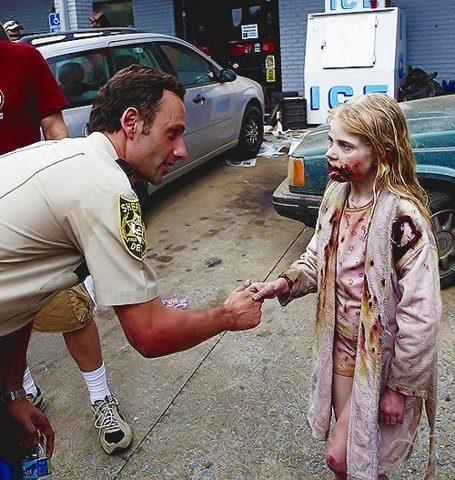 Walking Dead Has Some Amazing Makeup Artists