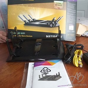 Netgear R800 Nighthawk X6 Review