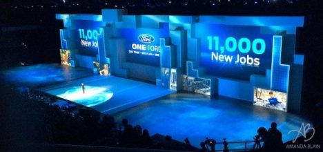 Technology Insider : A Trip To The Detroit International Auto Show With Ford Canada