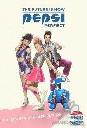 Pepsi Perfect  - The Back To The Future Cola Is Here