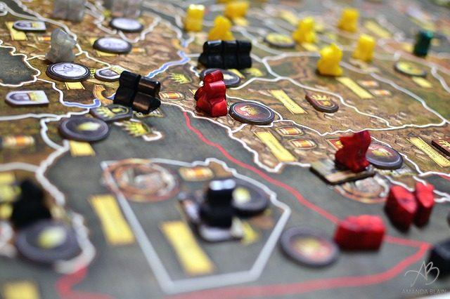 Board, Game