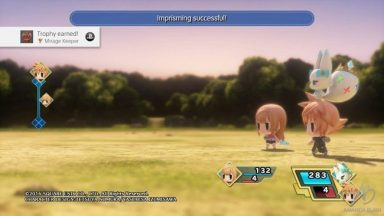 World of Final Fantasy Review is Totally Cute