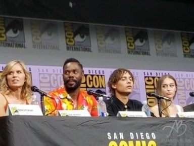 Updates from San Diego Comic Con 2017