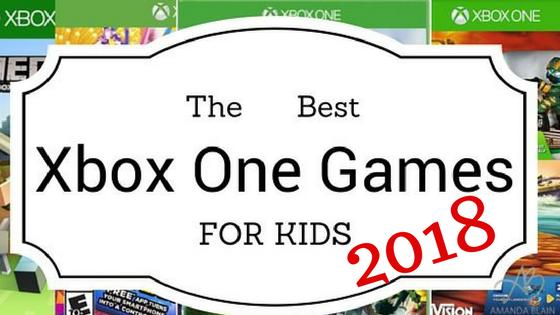 best xbox one games for kids in 2018 amanda blain. Black Bedroom Furniture Sets. Home Design Ideas