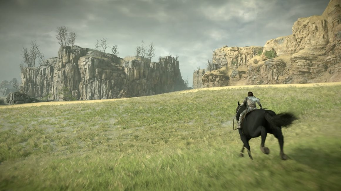 Shadow of The Colossus has Come to PS4
