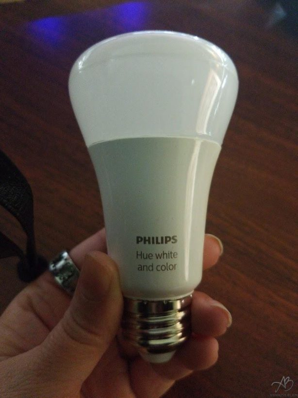 Philips Hue Smart Lights With Gaming Sync App Technology