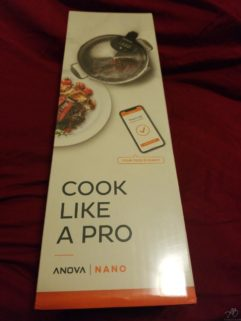 Anova Precision Cooker Nano - Sous-Vide for Everyone