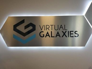 Virtual Galaxies Review - Multiplayer Free Roaming VR