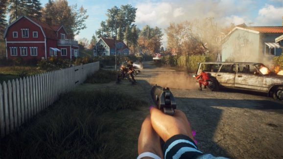 Generation Zero Review - Not Quite a Zero, But Pretty Close