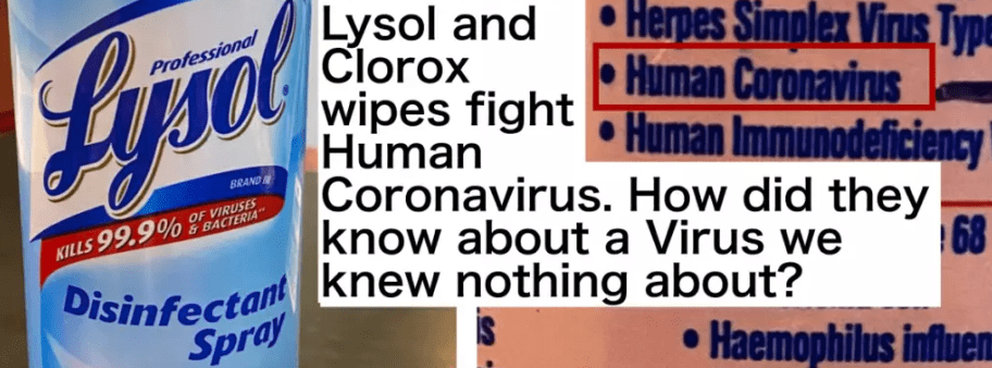 common coronavirus covid 19 memes and myths screenshot 43